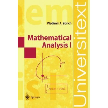 Mathematical Analysis I, 1st Edition