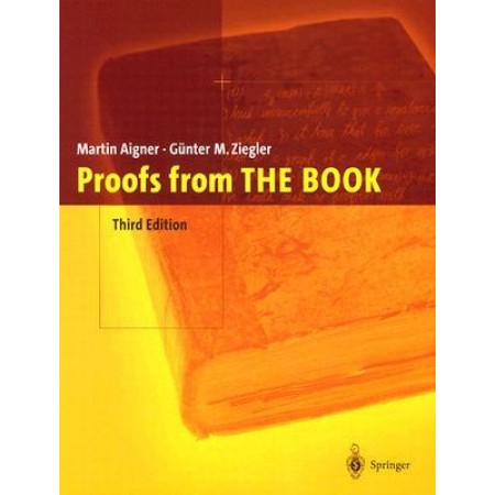 Proofs from THE BOOK, 3rd Edition