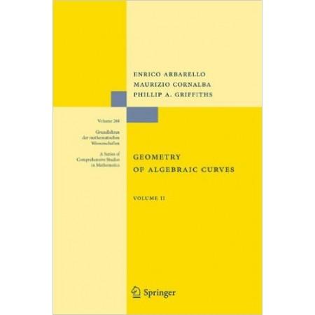 Geometry of Algebraic Curves: Volume II