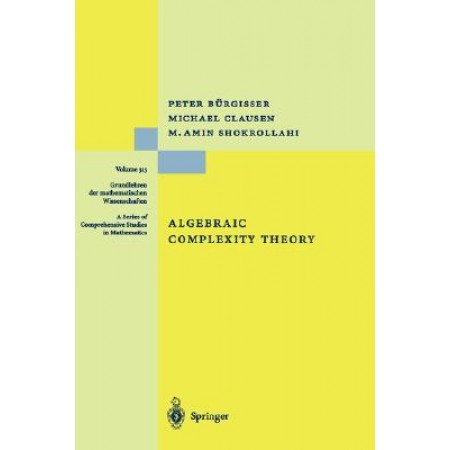 Algebraic Complexity Theory, 1st Edition (Hardcover)