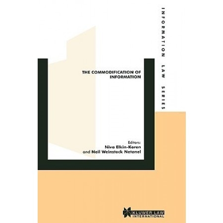 The Commodification of Information, 1st Edition