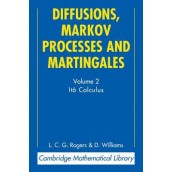 Diffusions, Markov Processes, and Martingales: Volume 2, Itô Calculus, 2nd Edition