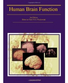 Human Brain Function, 2nd Edition (Hardcover)