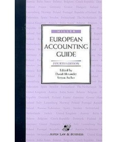Miller European Accounting Guide, 4th Edition