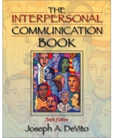 The Interpersonal Communication Book, 10th Edition