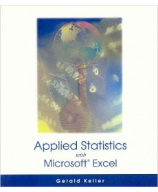 Applied Statistics With Microsoft Excel, 1st Edition