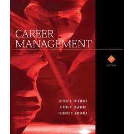 Career Management, 3nd Edition