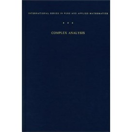Complex Analysis, 3rd Edition