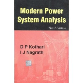 Modern Power System Analysis, 3rd Edition