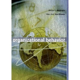 Organizational Behavior, 3rd Edition