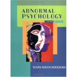 Abnormal Psychology, 3rd Edition
