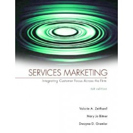 Services Marketing, 4th Edition
