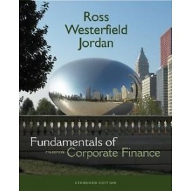 Fundamentals of Corporate Finance, 7th Edition