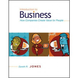 Introduction to Business: How Companies Create Value for People, 1st Edition
