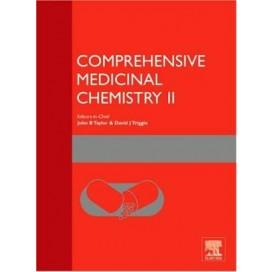 Comprehensive Medicinal Chemistry II, Eight-Volume Set, Volume 1-8 (Hardcover)