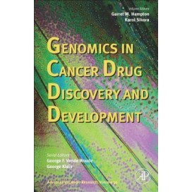 Genomics in Cancer Drug Discovery and Development, Volume 96 (Advances in Cancer Research) (Hardcover)