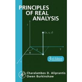 Principles of Real Analysis, 3rd Edition