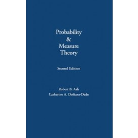 Probability & Measure Theory, 2nd Edition