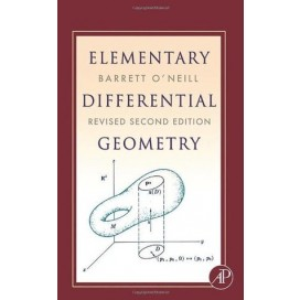 Elementary Differential Geometry, 2nd Edition