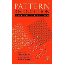 Pattern Recognition, 3rd Edition
