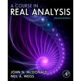 A Course in Real Analysis, 2nd Edition