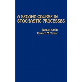 A Second Course in Stochastic Processes, 1st Edition