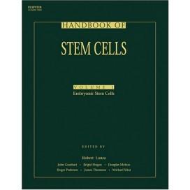 Handbook of Stem Cells, Vol 1-2, 1st Ed: Vol1-Embryonic Stem Cells; Vol2-Adult & Fetal Stem Cells (Hardcover)