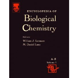 Encyclopedia of Biological Chemistry, Volume 1-4, 1st Edition (Hardcover)