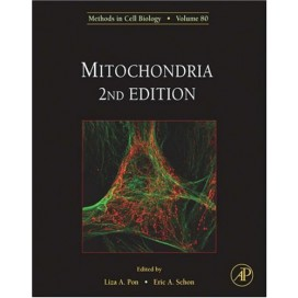 Mitochondria, Volume 80, 2nd Edition (Methods in Cell Biology) (Hardcover)
