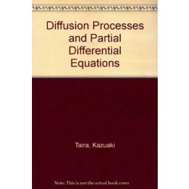 Diffusion Processes and Partial Differential Equations