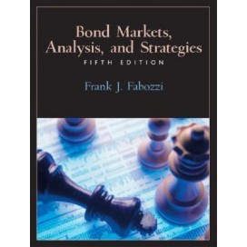 Bond Markets: Analysis and Strategies, 5th Edition