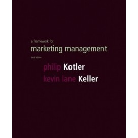 A Framework for Marketing Management, 3rd Edition