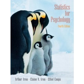 Statistics for Psychology, 4th Edition