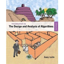 Introduction to the Design and Analysis of Algorithms, 3rd Edition