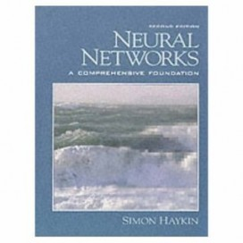 Neural Networks: A Comprehensive Foundation, 2nd Edition