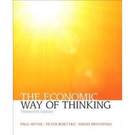 The Economic Way of Thinking, 13th Edition