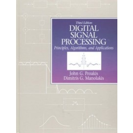 Digital Signal Processing: Principles, Algorithms and Applications, 3rd Edition