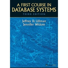 A First Course in Database Systems, 3rd Edition