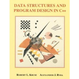 Data Structures and Program Design in C++