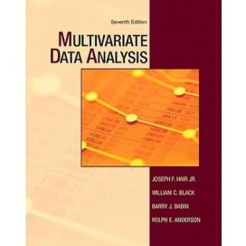 Multivariate Data Analysis, 7th Edition