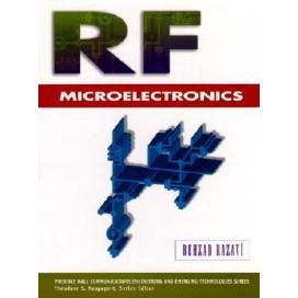 RF Microelectronics, 1st Edition
