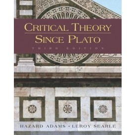 Critical Theory Since Plato, 3rd Edition