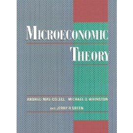 Microeconomic Theory, 1st Edition