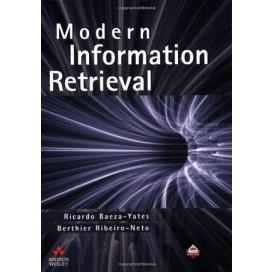 Modern Information Retrieval, 1st Edition