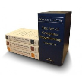 The Art of Computer Programming (1-3 Boxed Set)