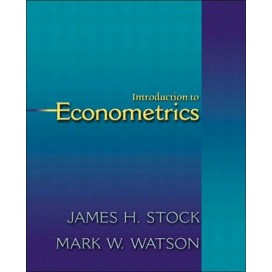 Introduction to Econometrics, 1st Edition