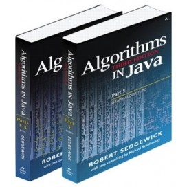 Bundle of Algorithms in Java, 3rd Edition (Parts 1-5): Fundamentals, Data Structures, Sorting, Searching, and Graph Algorithms