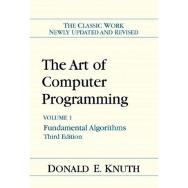 Art of Computer Programming, Volume 1: Fundamental Algorithms, 3rd Edition (Hardcover)