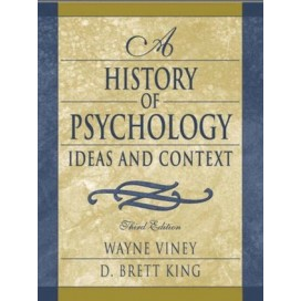A History of Psychology: Ideas and Context, 3rd Edition