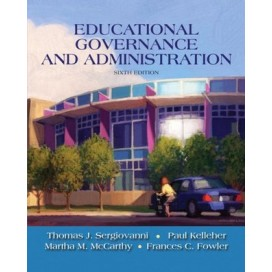 Educational Governance and Administration, 6th Edition